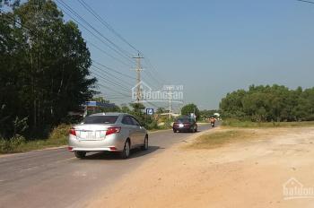 Cần bán đất gấp gần đường Hồ Chí Minh: 420 triệu/ 1.000m2 (giáp ranh thị trấn Hậu Nghĩa)