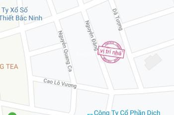 Cần bán nhà mặt phố Nguyễn Đăng, phường Suối Hoa, thành phố Bắc Ninh, tỉnh Bắc Ninh