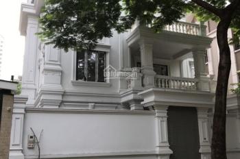 Cho thuê Biệt thự Mỹ Đình 1 mới hoàn thiện đẹp long lanh 120m2, 4 tầng, 50 triệu/tháng, LH Ngay