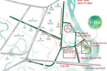 Khu biệt thự Quận 9 xuất sắc giữa lòng Sài Gòn sông nước- Sài Gòn Garden- TĐ Hưng Thịnh 0933973003