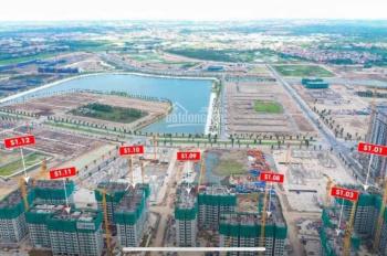 0903 103 828 bán căn 2PN + 1 tòa S1.09 VH Ocean Park, hướng ĐN view thẳng hồ, có bể bơi nội khu