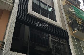 Bán nhà ngõ 121 Thái Hà 76m2 xây 7 tầng mới thang máy ngõ rộng 3 ô tô tránh thoải mái giá 17,5 tỷ