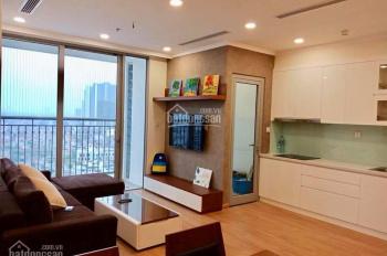 Căn hộ vừa hoàn thiện nội thất, DT 69m2, 2 PN, tầng 16 Vinhomes Green Bay, LH: 0932438182