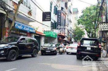 Bán nhà ngõ 61 Lạc Trung, khu phân lô, ngõ rộng 8m, DT 45m2, 4T, giá 5,5 tỷ