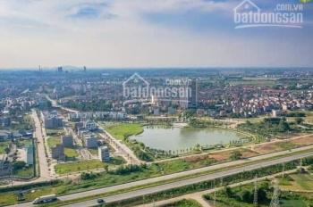 Cần bán hai lô liền nhau 1,1 tỷ / lô tại Bách Việt đất hướng Bắc, mặt tiền 5.2m, diện tích 83.2m2
