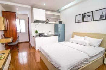 Căn hộ dịch vụ có bếp duy nhất khu Tân Định ngay Quận 1, 25m2. Giá chỉ 7tr5/tháng 0387090173