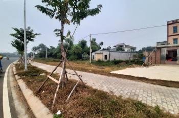 Đất mặt hồ Tân Xã giáp KCN cao Hòa Lạc, diện tích 261m2, giá chuẩn 26.5tr/m2. Liên hệ 0903420499