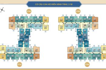 Bán nhanh 2 căn hộ 1512-69m2 và 1511-92m2 chung cư Hà Nội Homeland, giá 22tr/m2. LH SĐT 0904673568