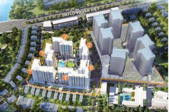 Cần bán căn hộ Akari City Võ Văn Kiệt, 75m2 AK2, view Đông nội khu