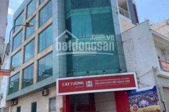 Cho thuê tòa nhà góc 2 MT Cộng Hòa, Tân Bình, hầm 5 lầu, 4.2x20m, 550m2 sàn. Giá 109 tr/tháng TL
