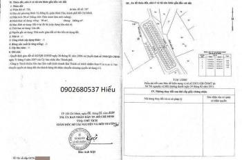 Mở bán 28 nền đất KDC Hai Thành đường Lê Ngung, Bình Tân, 1tỷ5/nền sổ riêng, Hiếu: 0902680537