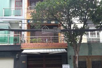 Cho thuê nhà mặt tiền giá rẻ đường Phạm Hùng, P. 5, Q. 8