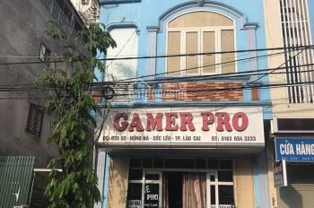 Bán nhà phố Soi Tiền, Cốc Lếu, Lào Cai
