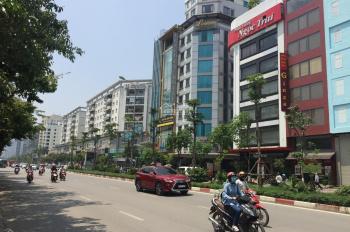 Bán tòa nhà văn phòng mặt phố Trần Thái Tông, 72m2 x 7 tầng