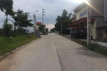 Bán đất lô góc gần cây xăng Đại Đồng - Thạch Thất - ô tô vào nhà - kinh doanh cực tốt - 179m2