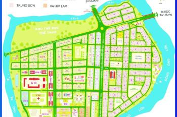 Bán nhà KDC Trung Sơn, Bình Chánh, nhà 5x20m, nhà 3 lầu, giá 12,5 tỷ