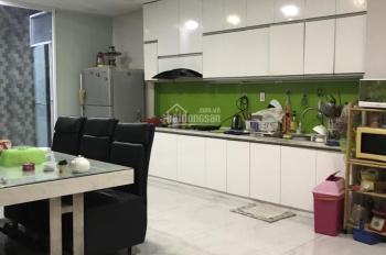 Cho thuê nhà nguyên căn 5x20m Him Lam Kênh Tẻ, quận 7 có 5 phòng ngủ full NT không TM, giá 50Tr/th
