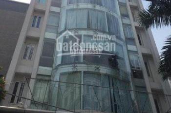 Bán tòa văn phòng khu Trần Thái Tông, Cầu Giấy. DT = 180m2, 8 tầng