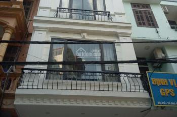 Cho thuê nhà mặt ngõ Xã Đàn, DT 60m2, 5 tầng, MT 5m, giá 48 triệu/th, LH: 0399.909.083
