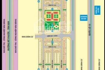 Vị trí vàng ngay Quốc Lộ 13, ngay trung tâm hành chính huyện Bàu Bàng giá rẻ, BD