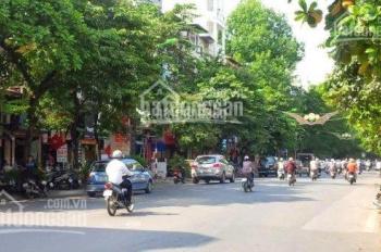 Cần bán nhà mặt phố Hàm Long (phố cổ) DT: 75m2, 7 tầng, mới đẹp, giá 35 tỷ, SĐCC