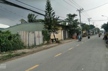 Mặt tiền đường Đoàn Nguyễn Tuấn 670m2 thổ cư, SHR tiện kinh doanh buôn bán. Ngang 12x55m