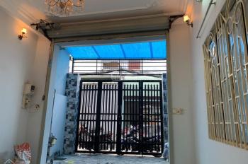 Cần tiền bán gấp nhà 1 trệt 1 lầu MT hẻm thông đường số 11, Linh Xuân