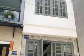 Bán nhà đường Thống Nhất, p16, Gò Vấp, 2 lầu 2 PN, hẻm thông, sổ chính chủ
