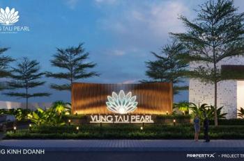 Hưng Thịnh mở bán dự án CH view biển Vũng Tàu Pearl, CK 3%, chỉ từ 35tr/m2. LH: 0904335660