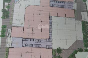 Bán dự án tổ hợp TM, văn phòng, nhà ở, căn hộ, KĐT Trung Văn, Nam Từ Liêm, 8268m2, giá 550 tỷ