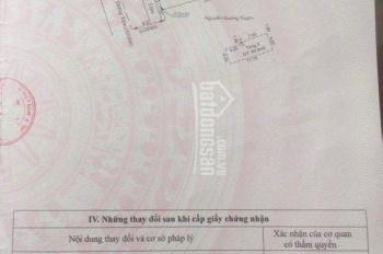 Mặt tiền Cách Mạng Tháng Tám sát chợ khu vực sầm uất 7x26m tổng 180m2, giá cực rẻ 8,99 tỷ