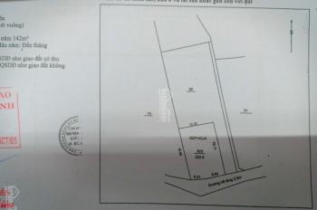 Cần bán mảnh đất tổ 6 - Phường Chùa Hang