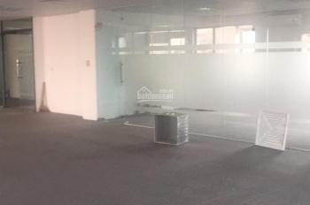 Cho thuê văn phòng phố Nguyễn Văn Huyên Ngoại Giao Đoàn 120m2, 250m2, 500m2, 1200m2 giá 110ng/m2/th