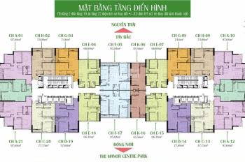 GĐ mình định cư sang Nhật, bán cắt lỗ 2 căn hộ Eco Dream, T1921 - 97.68m2, T1515 - 66 m2, 27.5tr/m2