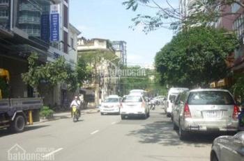 Bán nhà đường Ký Con, Nguyễn Thái Bình, Q1, 1 trệt + 5 tầng, 87.36m2