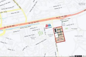 Bán đất mặt tiền đường Nguyễn Hoàng - Vũ Tông Phan - An Phú, Q2. Giá: 70tr/m2 LH: 0902868131