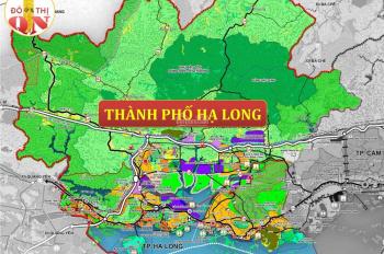 Bán đất nền phân lô mặt Vịnh Hạ Long - Dự án Emerald Bay. Giá chỉ từ 7,5 tr/m2