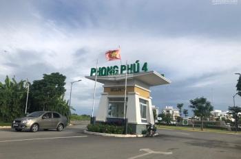 Bán đất nền nhà phố, biệt thự khu dân cư Phong Phú 4 (Việt Phú Garden), Bình Chánh, TPHCM