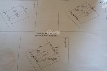 Bán đất: Thôn Ái Mộ - Xã Yên Viên - Huyện Gia Lâm - TP. Hà Nội. Diện tích: 53m2