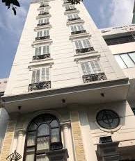 Bán gấp nhà mặt tiền Hai Bà Trưng, Tân Định, Quận 1 DT 9.8x23m HDT 235tr/th giá 95 tỷ