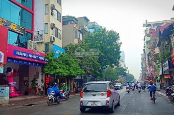 Cần bán nhà mặt phố Lê Thanh Nghị, Hai Bà Trưng, vị trí kinh doanh tuyệt đỉnh, DT 81m2, 5 tầng