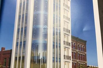 Nhà mới - vị trí lô góc đắc địa. Bán nhà phố Nguyễn Xiển, 120m2 x 9 tầng, MT 11m, giá 47 tỷ