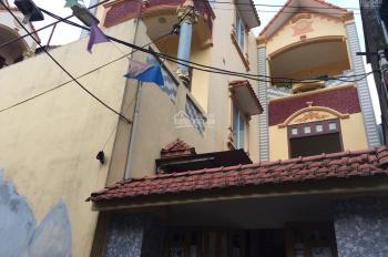 Bán nhà 4 tầng 1 tum đẹp, khu tái định cư xóm Lò, Thượng Thanh