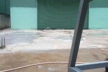 Cần cho thuê kho xưởng mới xây khuôn viên 1000m2 nhà xưởng 300m2. Giá 20tr/tháng