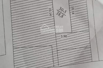 Cần bán mảnh đất Kim Giang, Nguyễn Xiển, sổ nở hậu, ngõ ô tô vào. Giá 2,15 tỷ