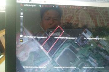 Cần bán đất 18*67m (1217m2) mặt tiền đường 3.5m, giáp ranh khu D, phường Tân Xuyên, TP Cà Mau