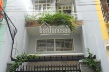 Cho thuê nhà 2/3G Nguyễn Thị Minh Khai, p. Đa Kao, Q.1. DT: 5x12m, trệt + 3 lầu, 4PN, 6WC