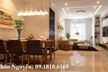 Bán chung Mandarin Hoà Phát toà C1 DT 168m2 - 3PN - 2WC nhà nội thất đầy đủ giá 48tr/1m2 rẻ nhất HN
