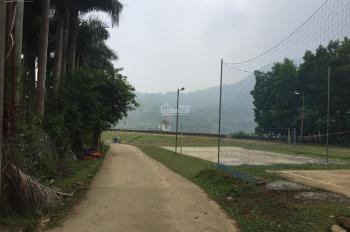 Cần chuyển nhượng lô đất 956m2 đã có tường bao xung quanh tại Tiến Xuân, Thạch Thất, Hà Nội