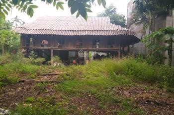 Cần chuyển nhượng lô đất 760m2 đã có khuôn viên biệt thự nhà vườn hoàn thiện tại Tiến Xuân, TT, HN